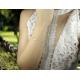 Bransoletka sznurkowa serduszko z kolekcji Amour
