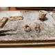Pierścionek Noc kairu ze złota pr.585